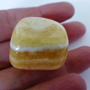 Aragonite Yellow