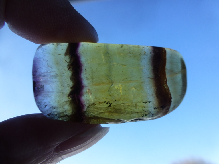 fluorite angel eye A120
