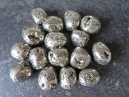 Peruvian Pyrite